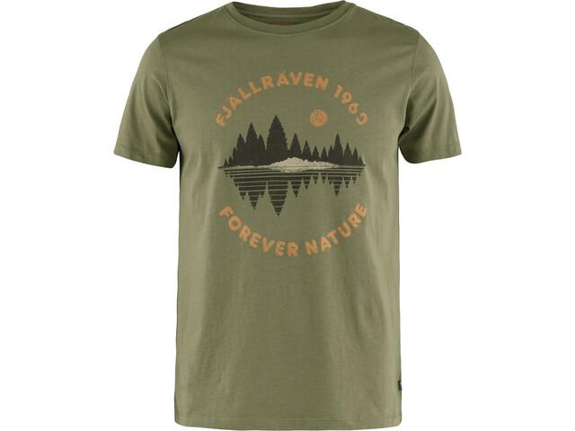 Fjällräven Forest Mirror T-Shirt Men green